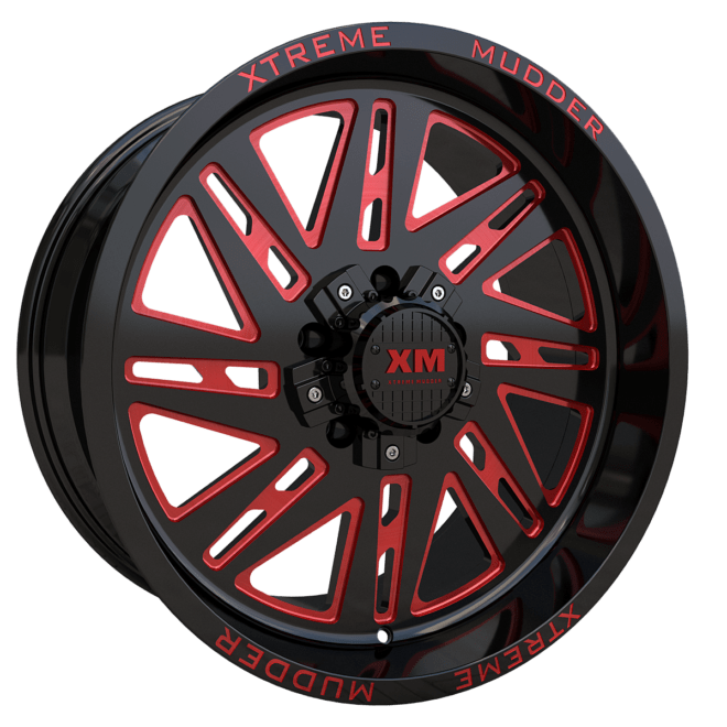 XM347G-2010-G-5H-BALCK MILLED RED-2