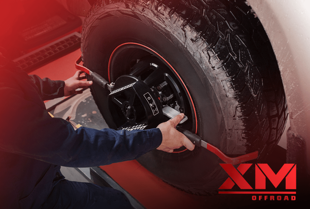 wheels and tires alignment