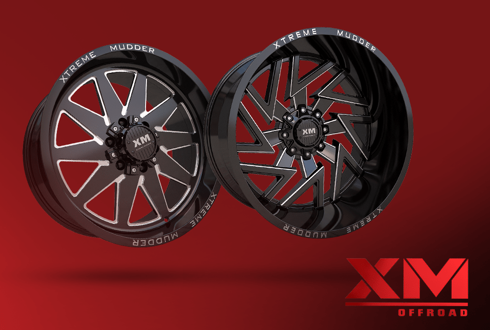 Black alloy wheels trend